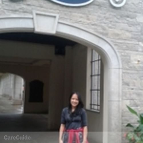 Canadian Nanny Provider Mabel Moreno's Profile Picture
