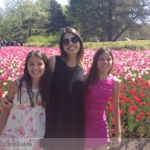 Canadian Nanny Provider Amelie Khan's Profile Picture