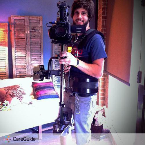 Videographer Provider Ben Freedman's Profile Picture