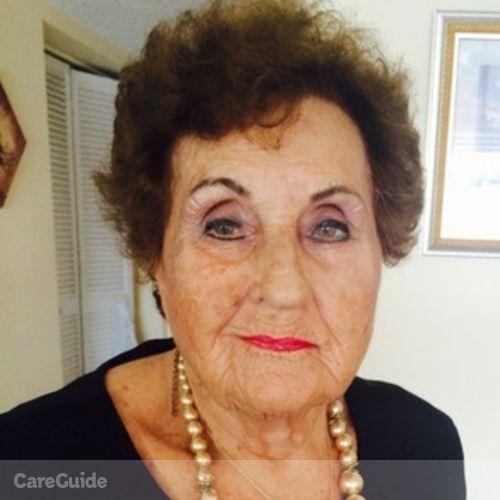 Elder Care Job Lucy Duffy's Profile Picture