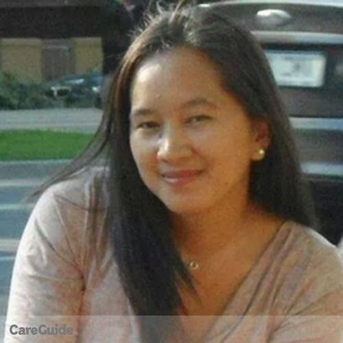 Canadian Nanny Provider Ermelinda Henido's Profile Picture