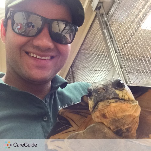 Pet Care Provider Aaron Weems's Profile Picture
