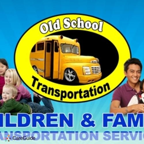 Child Care Provider Old School Transportation's Profile Picture