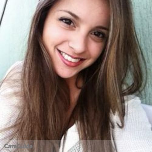 Canadian Nanny Provider Gabrielle Cavalli's Profile Picture