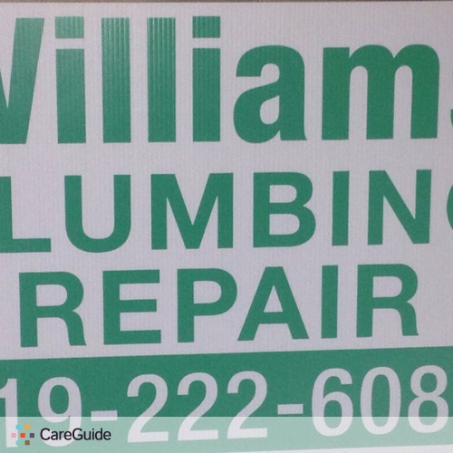 Plumber Provider Jeremy Williams's Profile Picture
