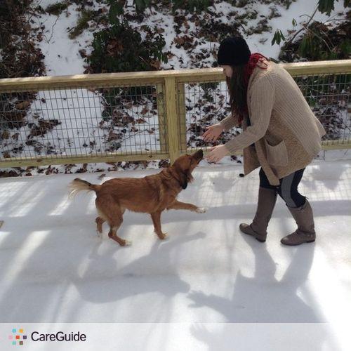 Pet Care Provider Hailey B's Profile Picture