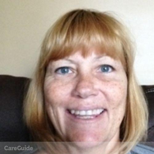 Canadian Nanny Provider Cindi P's Profile Picture