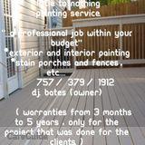 Painter in Norfolk