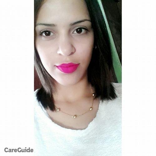 Canadian Nanny Provider Carla Pietri's Profile Picture