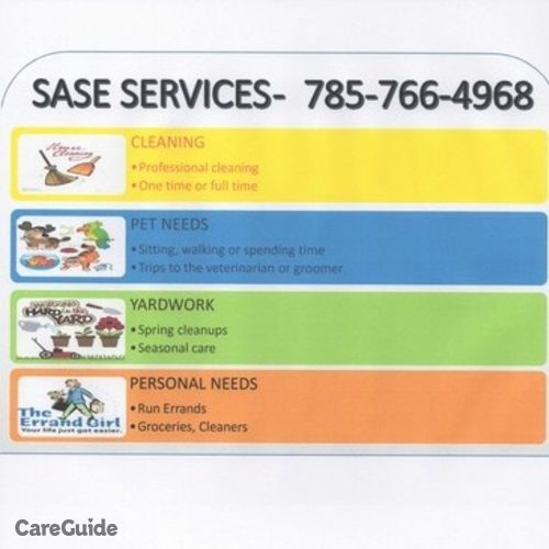 Housekeeper Provider Sase Services's Profile Picture