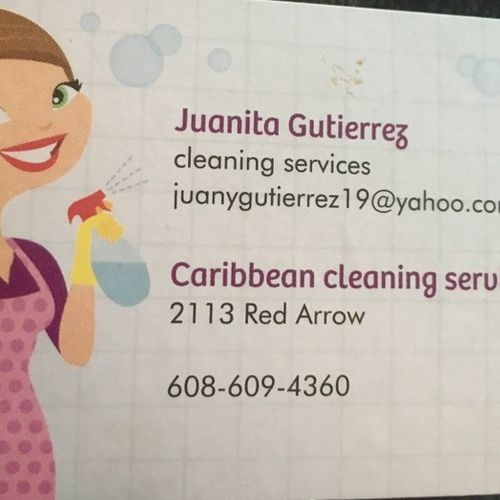 Housekeeper Provider Juanita Gutiérrez's Profile Picture