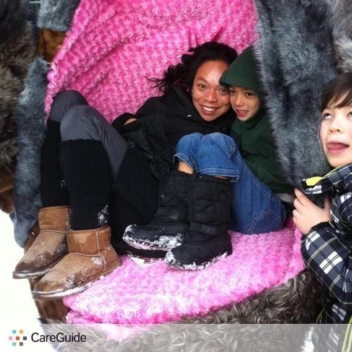 Child Care Job cristina lai's Profile Picture