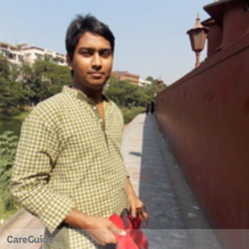 Canadian Nanny Provider Md. abdulla Kafi's Profile Picture