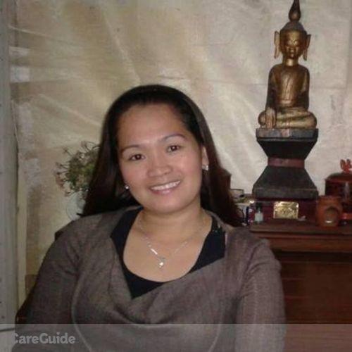 Canadian Nanny Provider Maria Cristina Eneria's Profile Picture