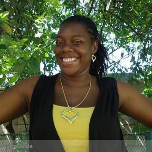 Canadian Nanny Provider Nekeisha mcDonald's Profile Picture