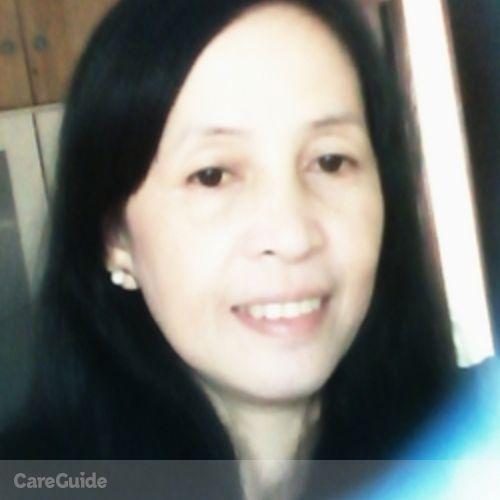 Canadian Nanny Provider Plerie Patnon's Profile Picture