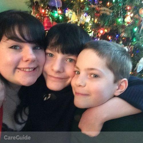 Child Care Provider Kristen Hague's Profile Picture