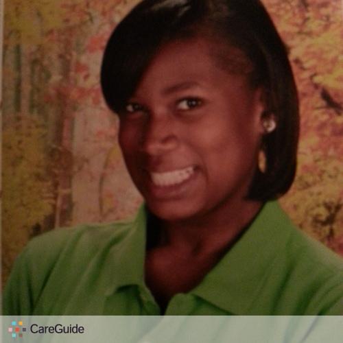 Child Care Provider Kiana Lawrence's Profile Picture