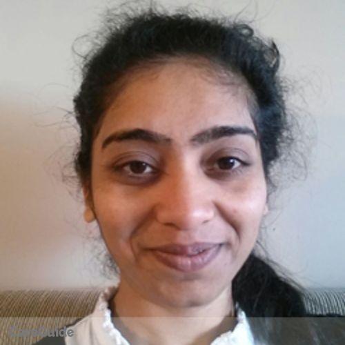 Canadian Nanny Provider Ritaben Patel's Profile Picture