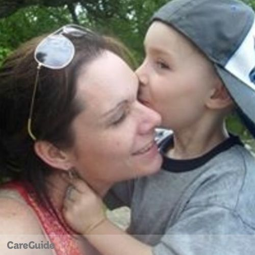 Canadian Nanny Provider Marie-France Lamoureux's Profile Picture