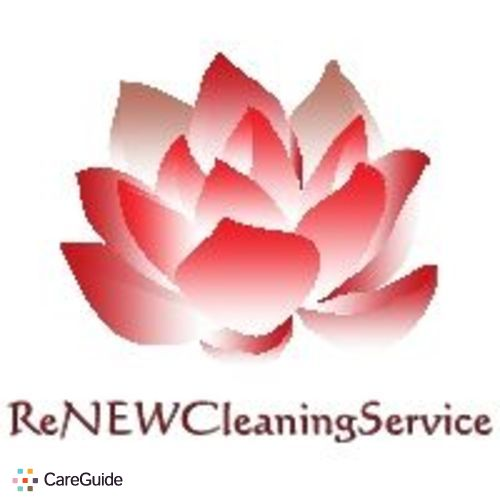 Housekeeper Provider ReNEW Cleaning Service's Profile Picture