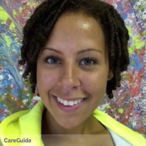 Canadian Nanny Provider Naomi's Profile Picture