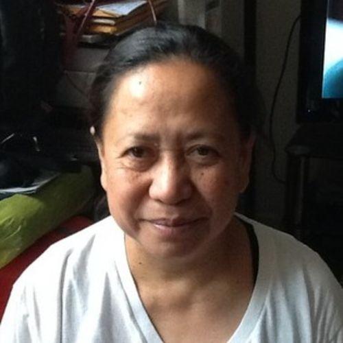 Canadian Nanny Provider Ida T's Profile Picture