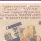Royalty Care Cleaning Services
