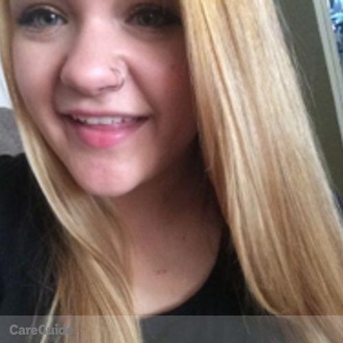 Canadian Nanny Provider Carissa's Profile Picture