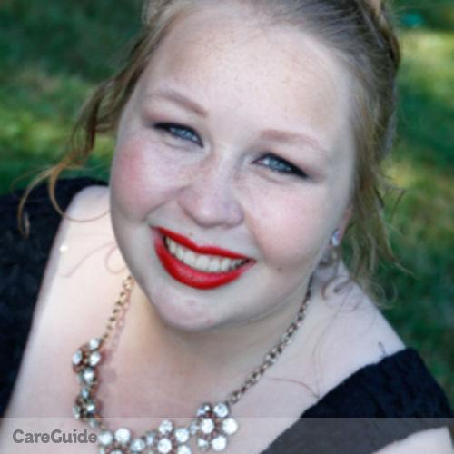 Canadian Nanny Provider Erin W's Profile Picture