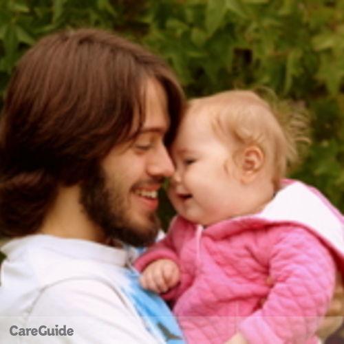 Canadian Nanny Provider Jordan Lavigne's Profile Picture