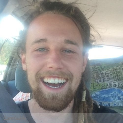 House Sitter Provider Tyler Ready's Profile Picture
