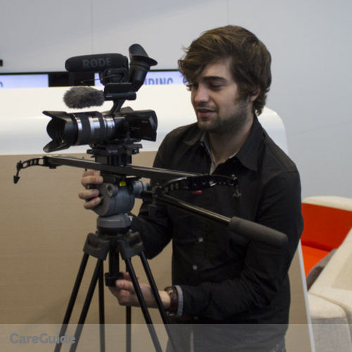Videographer Provider Alex M's Profile Picture
