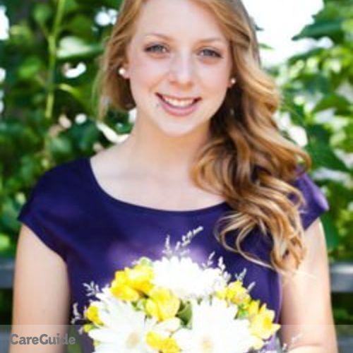 Canadian Nanny Provider Jeanette K's Profile Picture