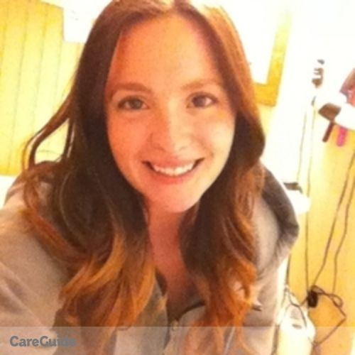 Canadian Nanny Provider Courtney A's Profile Picture