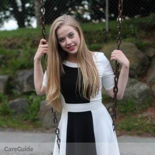 Canadian Nanny Provider Julia Starko's Profile Picture