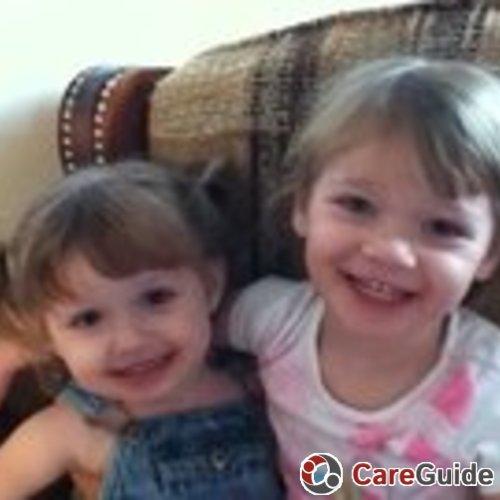 Child Care Job ALISHA WHITE's Profile Picture