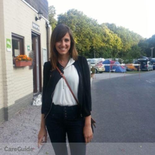Canadian Nanny Provider Melanie M's Profile Picture