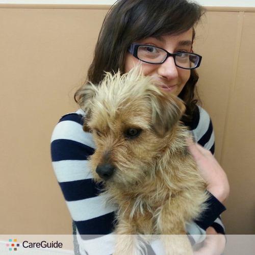 Pet Care Provider Genevieve Pichler's Profile Picture