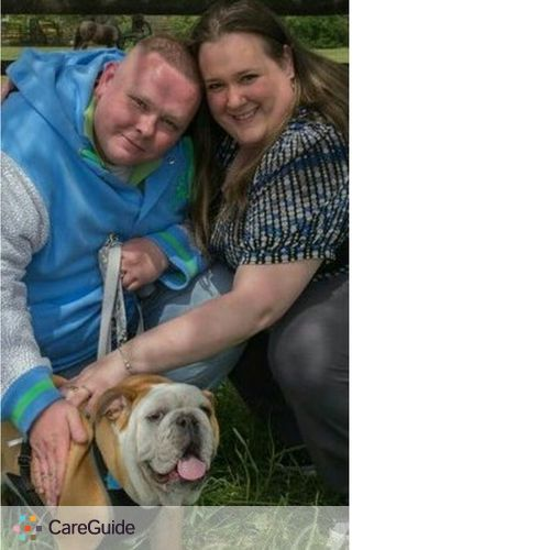Pet Care Provider Teddy & Kimberly Wrona's Profile Picture