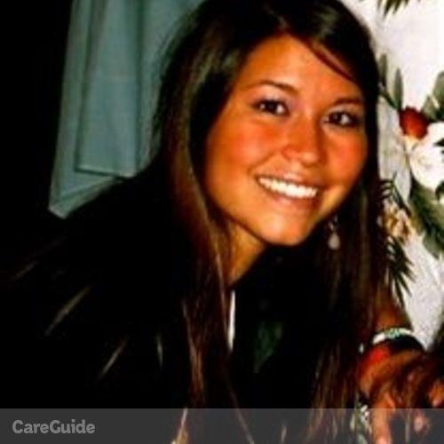 Canadian Nanny Provider Jessica Pichard's Profile Picture