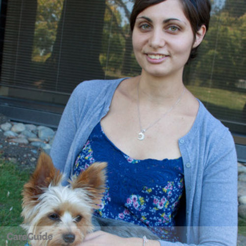 Pet Care Provider Helen Ganiy's Profile Picture