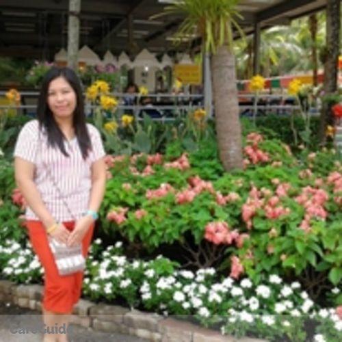 Canadian Nanny Provider Joan Limato's Profile Picture