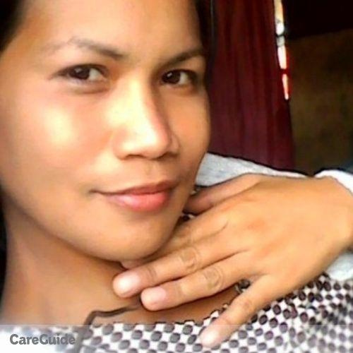 Canadian Nanny Provider Richelle C's Profile Picture