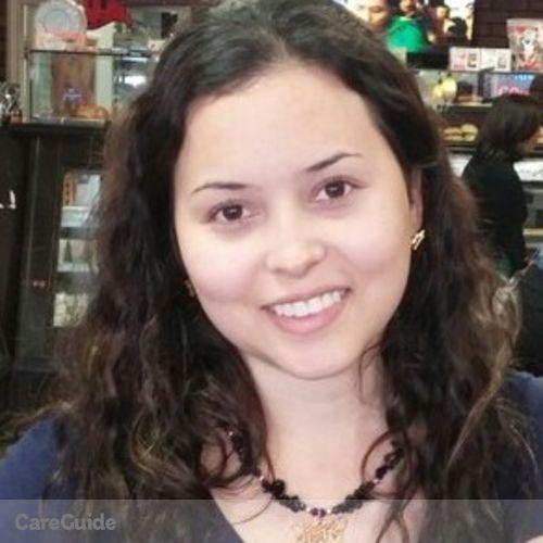 Canadian Nanny Provider Alejandra Bustos's Profile Picture
