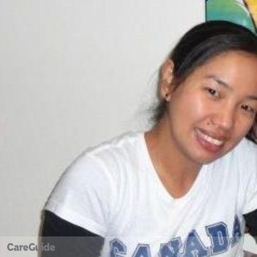 Canadian Nanny Provider Yolanda B's Profile Picture