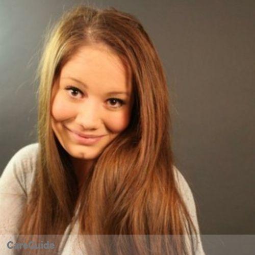 Canadian Nanny Provider Alexandra Fierro's Profile Picture