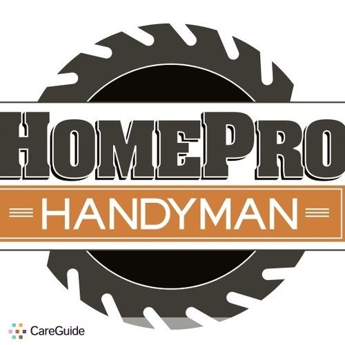 Handyman Provider Todd Pogatchnik's Profile Picture