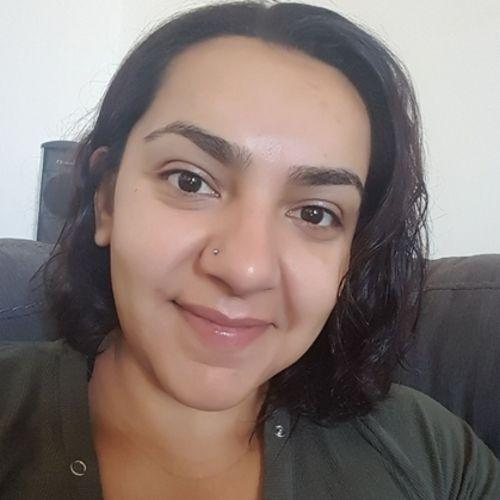 Canadian Nanny Provider Cristina G's Profile Picture
