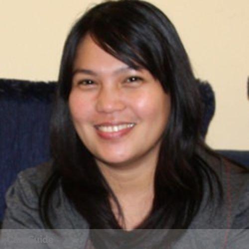 Canadian Nanny Provider Rochelle Dionisio's Profile Picture